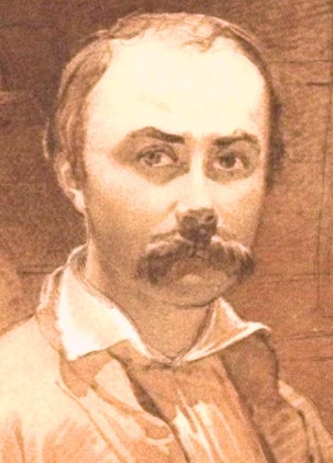 Ukrainian poet and artist <b>Taras Shevchenko</b> - ukrainian_poet_artist_taras_shevchenko